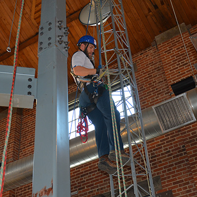 Competent Tower Climber/Rescue Courses