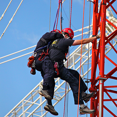 Tower Rescue for Pro Rescuer Courses
