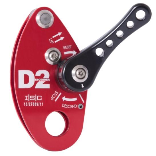 HD26288 ISC D2 Escape Descender
