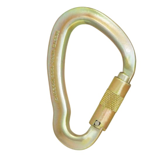 HD26331 ISC New Forged Steel Big Dan Karabiner Supersafe