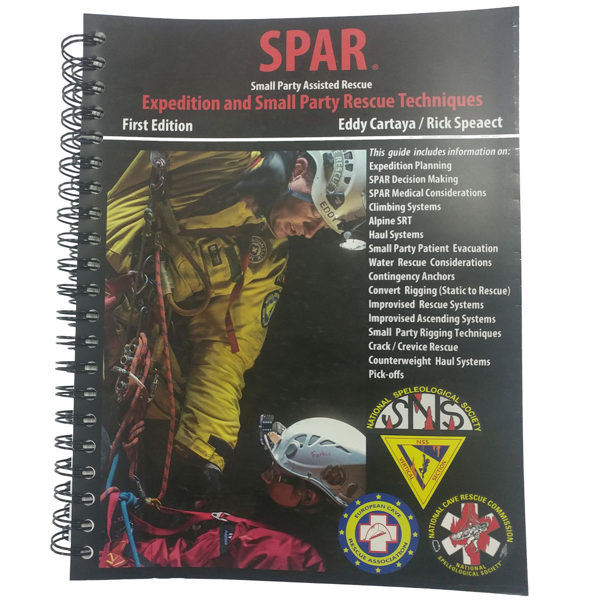 SPAR - Expedition and Small Party Rescue Manual photo