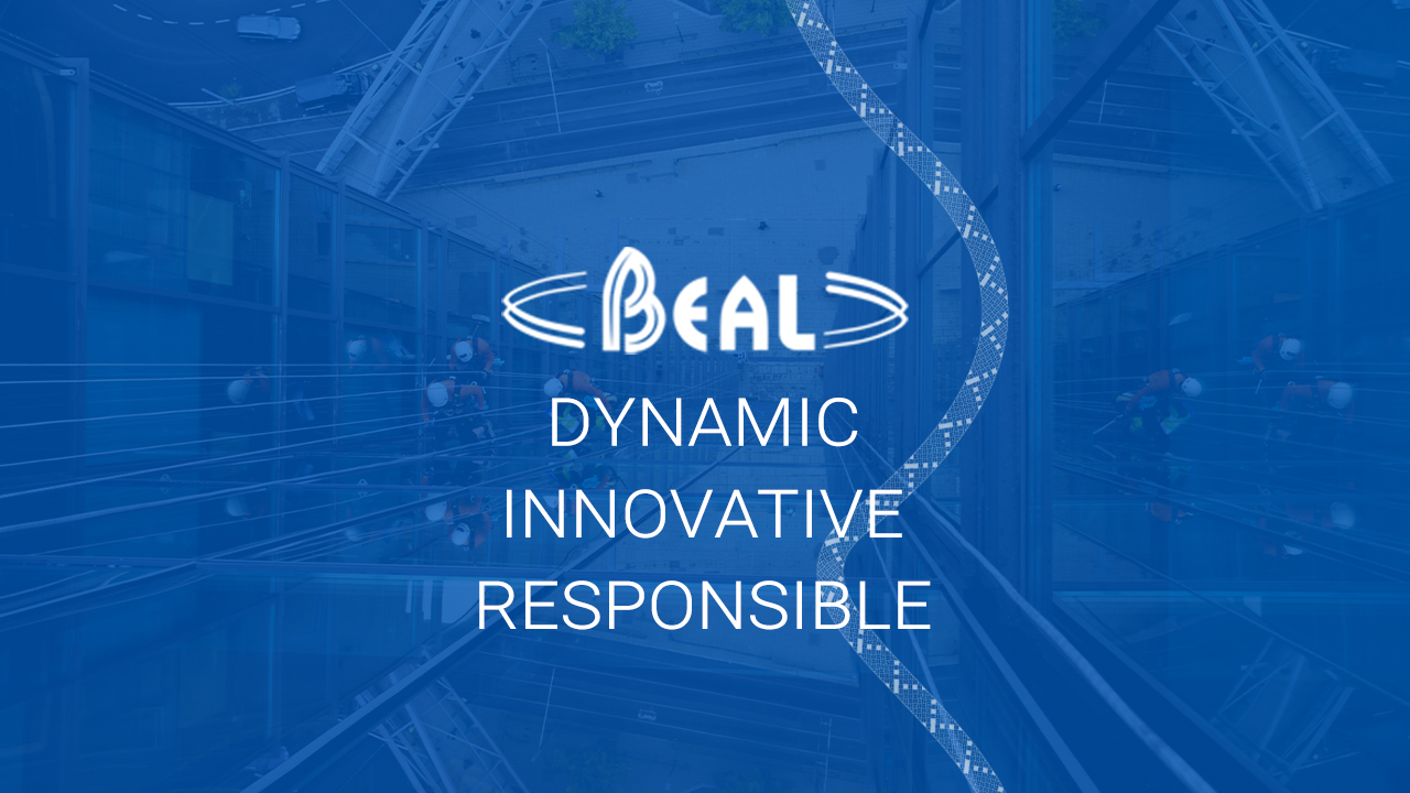 Beal product banner